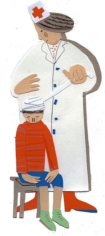 Иллюстрация М. Ивановой