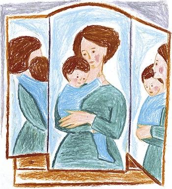 Рисунок М. Ивановой