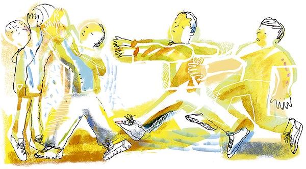 Иллюстрация Е. Васильевой